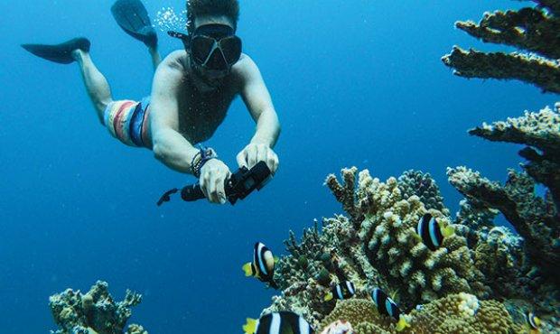 Featured location - Hanifaru Bay Maldives