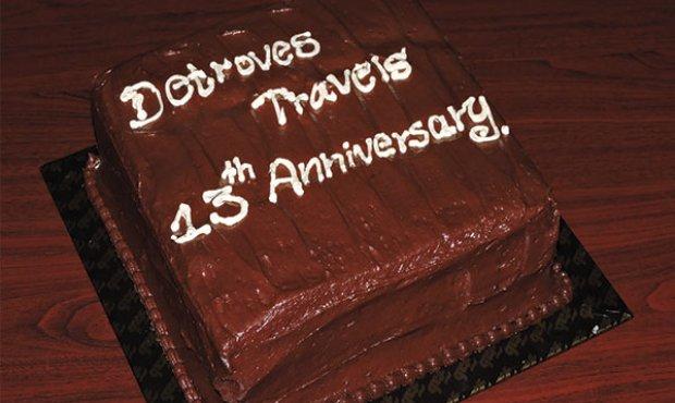 Detroves Travels celebrates 13th anniversary